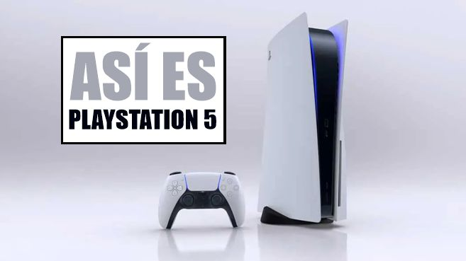 Así es PlayStation 5