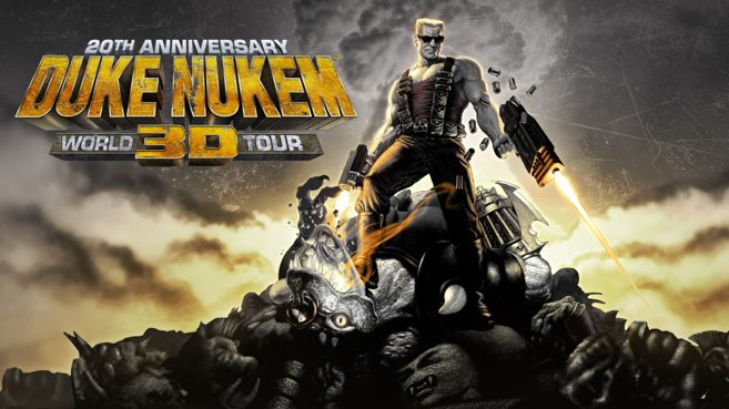 Duke Nukem 3D 20th Anniversary Edition World Tour