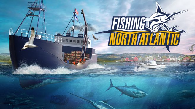 Fishing North Atlantic Principal