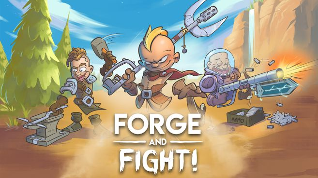 Forge and Fight! Principal