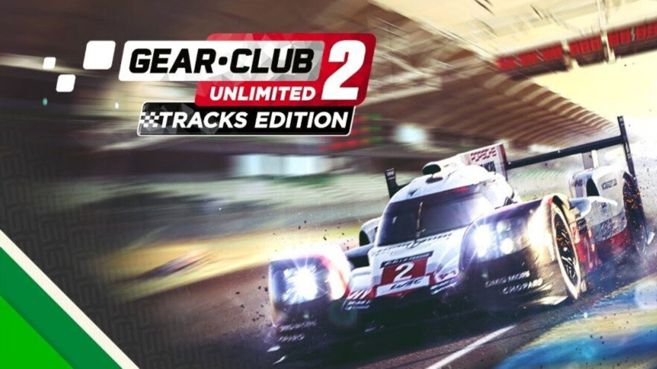 Gear.Club Unlimited 2 - Tracks Edition