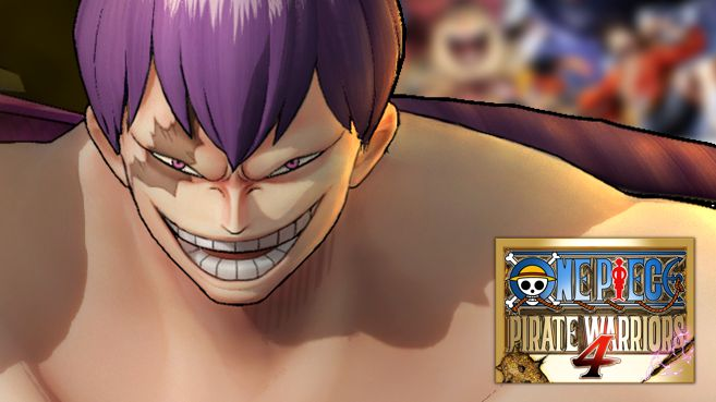 One Piece Pirate Warriors 4 Cracker