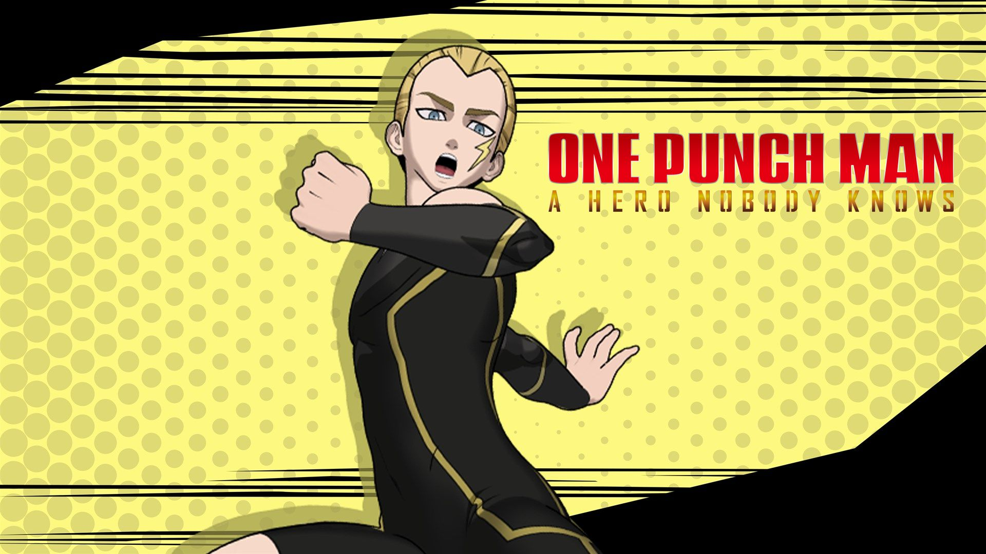 One Punch Man A Hero Nobody Knows Lightning Max
