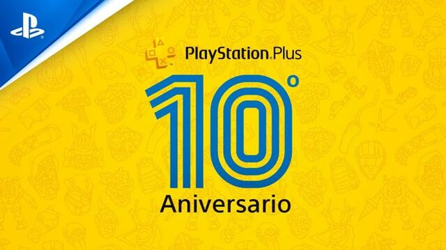 PS Plus 10º Aniversario