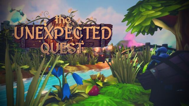The Unexpected Quest Principal