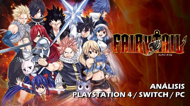 Cartel Fairy Tail