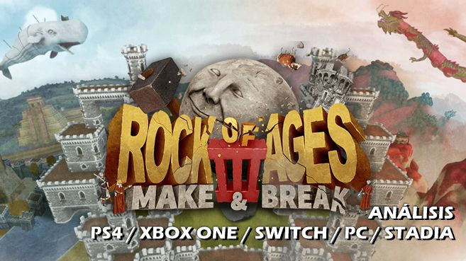 Análisis de Rock of Ages III: Make & Break