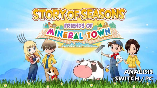 Análisis de Story of Seasons: Friends of Mineral Town