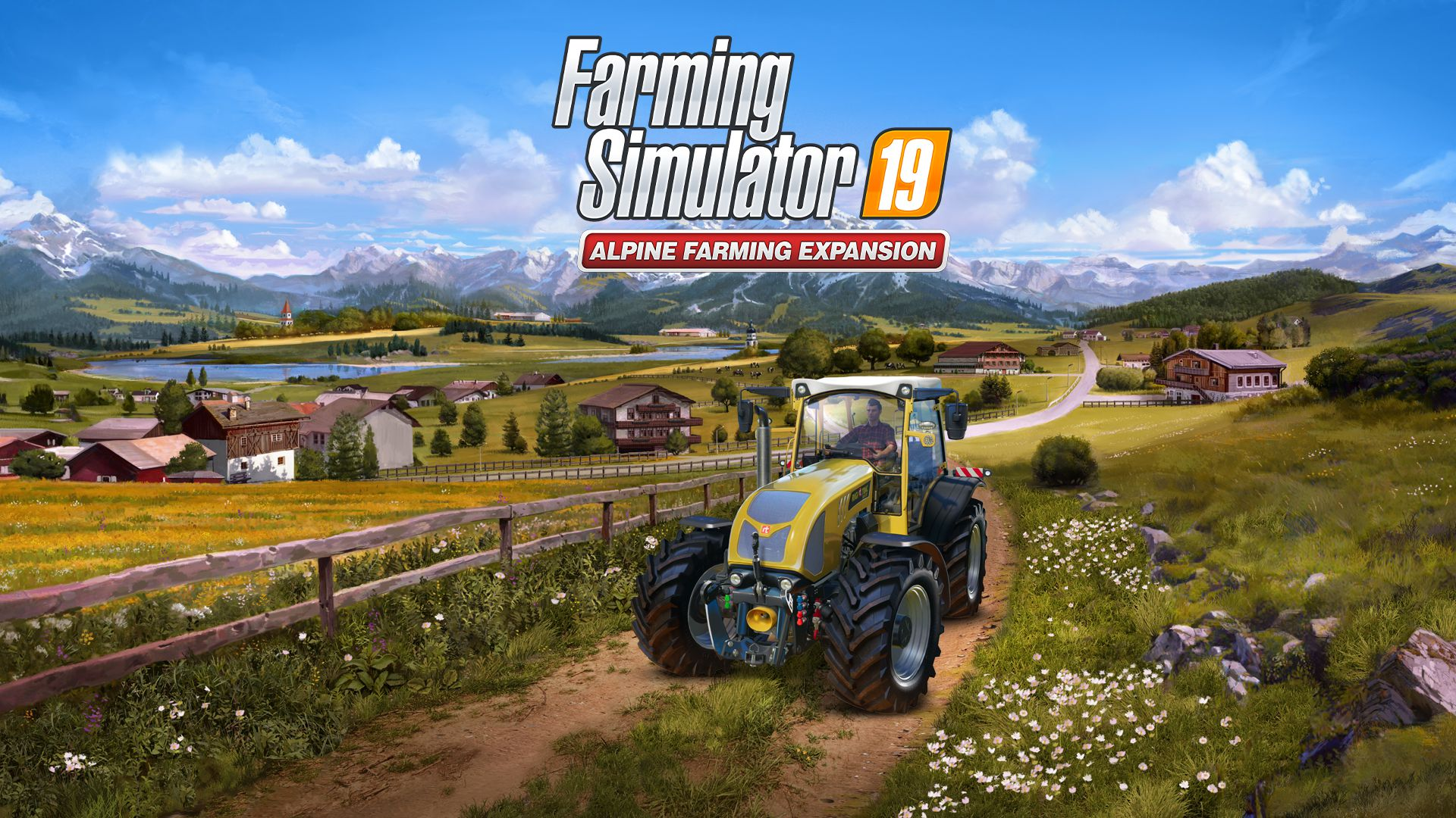 Farming Simulator 19 Alpine Farming Expansion