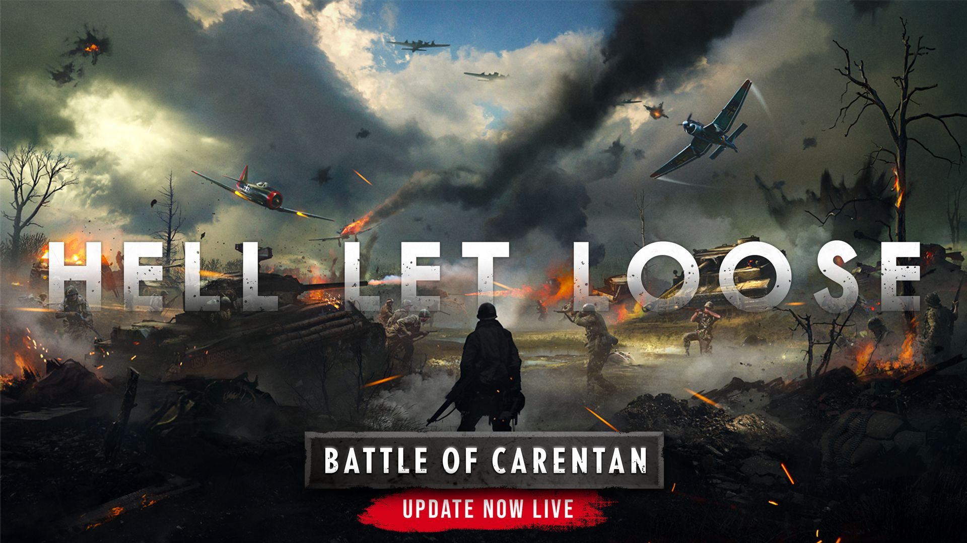Hell Let Loose - Battle of Carentan