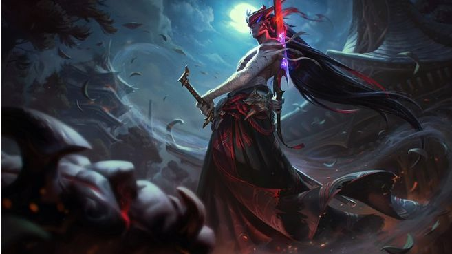 League of Legends Yone