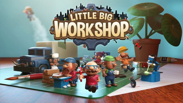 Little Big Workshop Principal