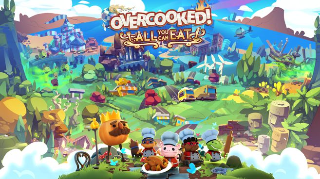 Overcooked! All You Can Eat Principal