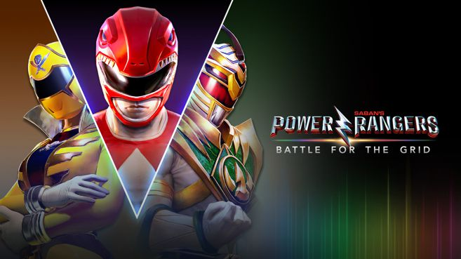 Power Rangers Battle for the Grid Principal