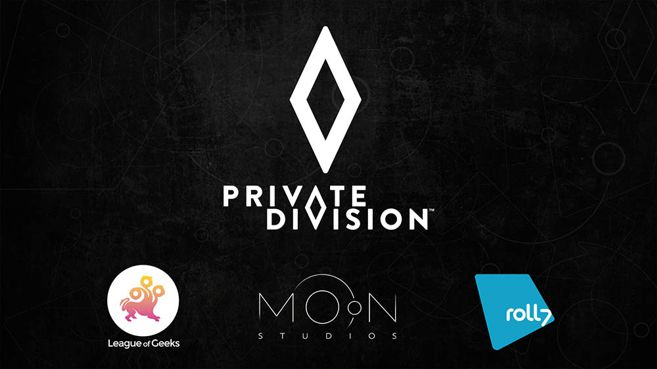 Private Division -  Moon Studios, League of Geeks y Roll7