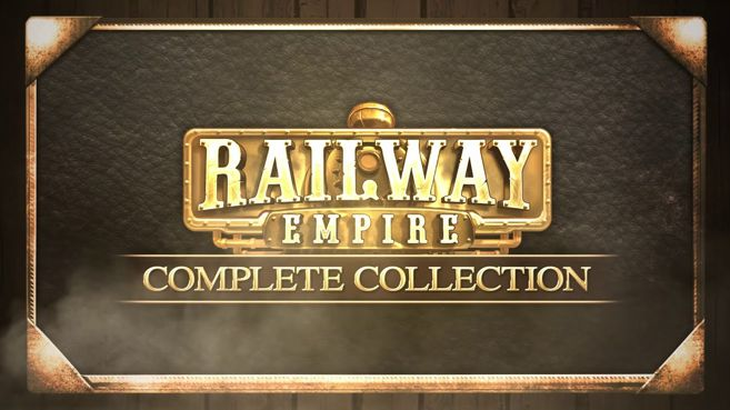 Railway Empire Complete Collection Principal