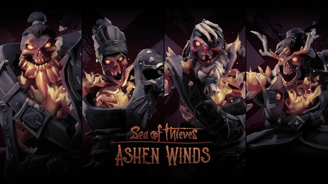 Sea of Thieves - Ashen Winds