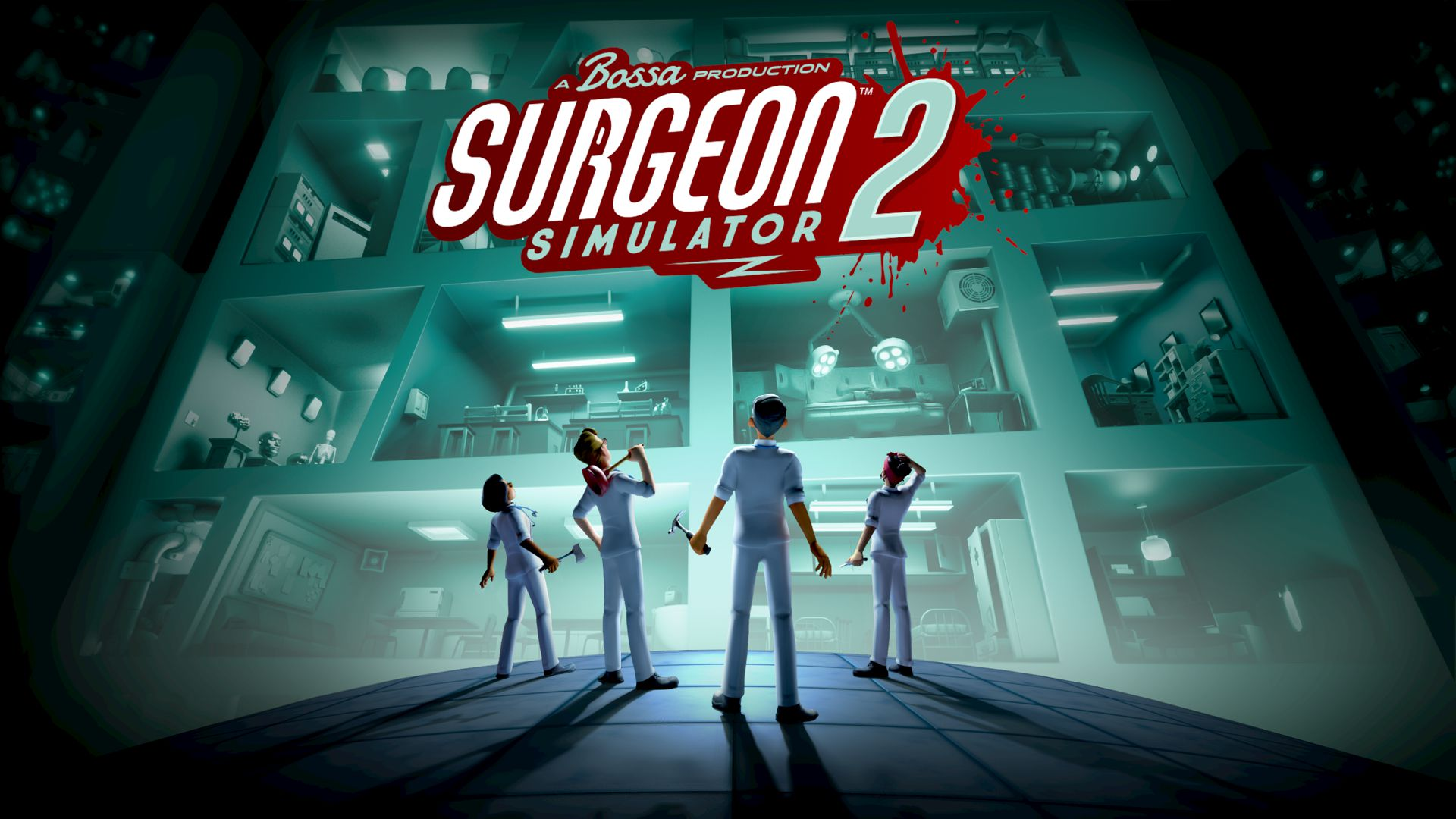 Surgeon Simulator 2 Principal
