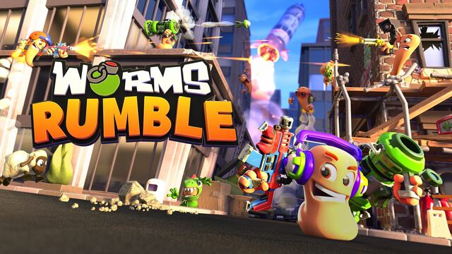 Worms Rumble Principal
