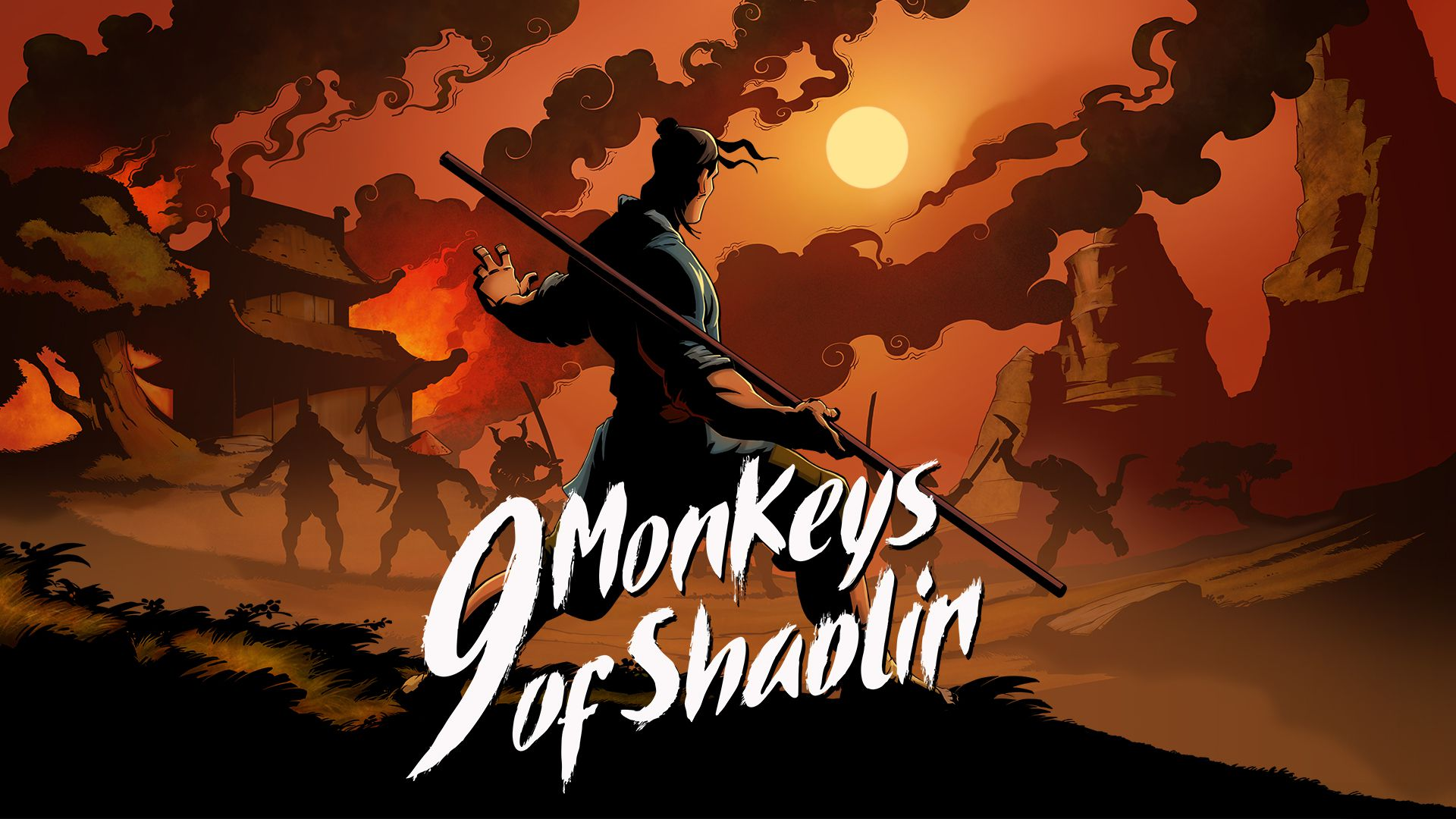 9 Monkeys of Shaolin Principal