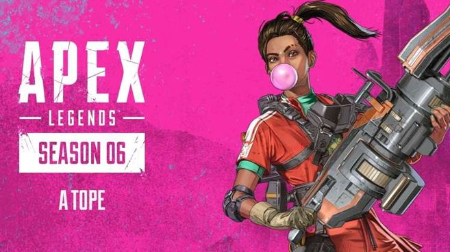 Apex Legends - Temporada 6 - A tope