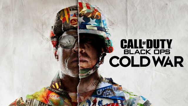 Call of Duty Black Ops - Cold War Principal