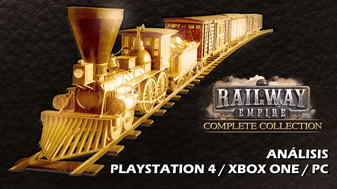 Cartel Railway Empire Complete Collection