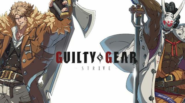 Guilty Gear Strive Nagoriyuki y Leo