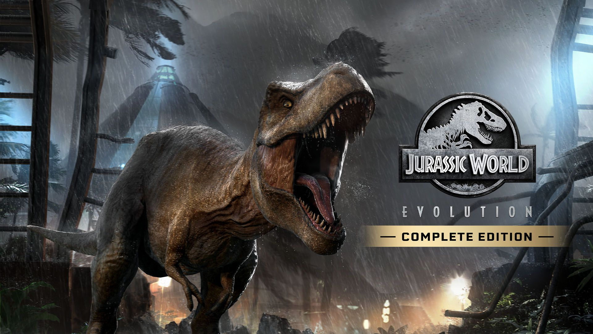 Jurassic World Evolution Complete Edition Principal