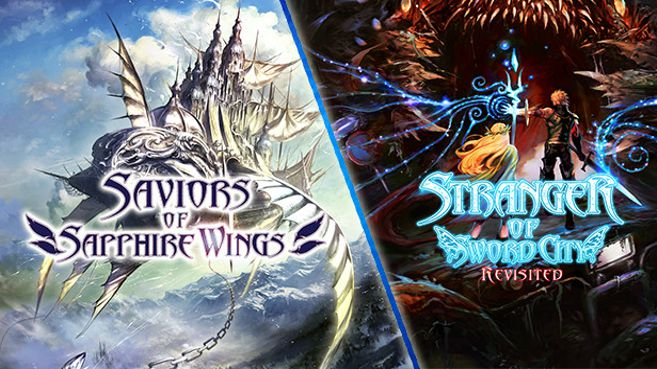Saviors of Sapphire Wings - Stranger of Sword City Revisited