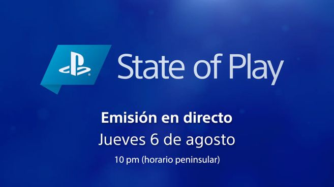 State of Play 6 Agosto 2020