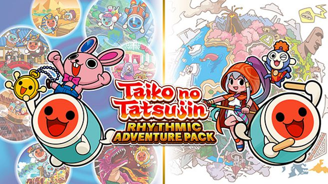 Taiko no Tatsujin Rhythmic Adventure Pack Principal