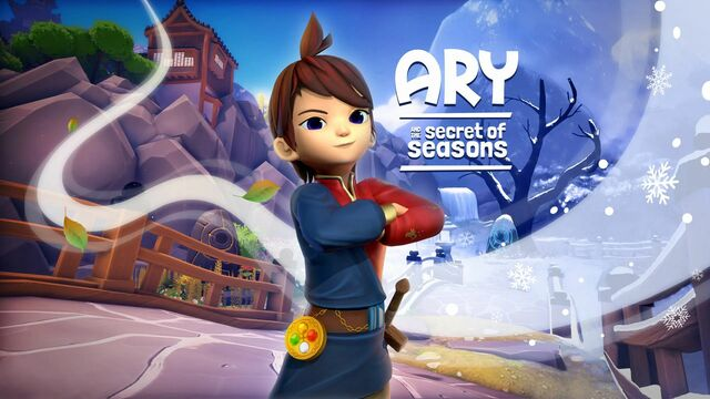 Ary and the Secret of Seasons Principal
