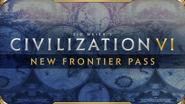 Civilization VI New Frontier Pass