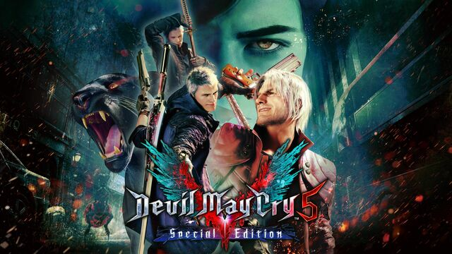 Devil May Cry V Special Edtion Principal