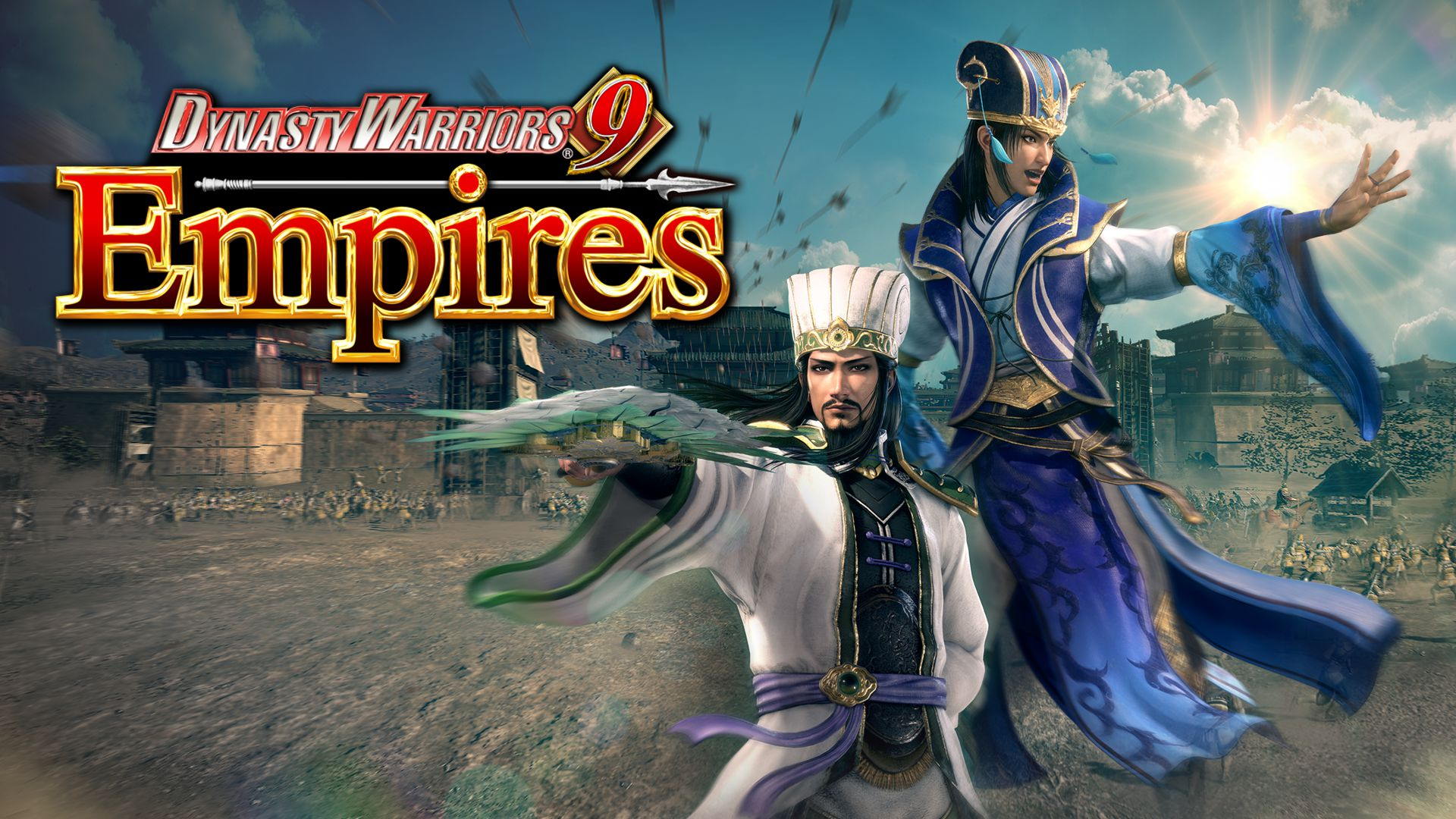 Dynasty Warriors 9 Empires Principal