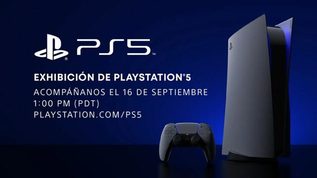 Evento de Exhibición de PlayStation 5