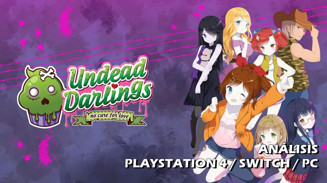 Análisis de Undead Darlings: No cure for love