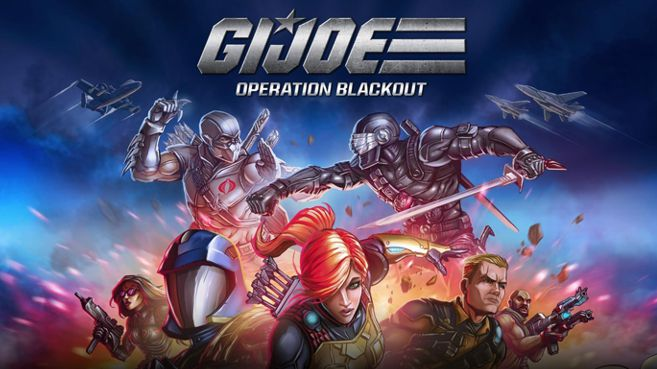 G.I. Joe Operation Blackout Principal