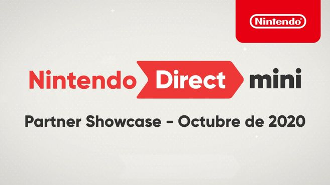 Nintendo Direct Mini Partner Octubre 2020