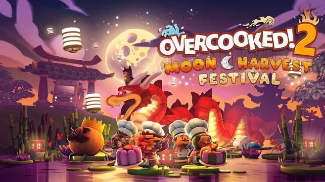 Overcooked! 2 Moon Harvest Festival