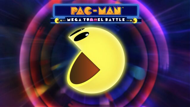 Pac-Man Mega Tunnel Battle Principal