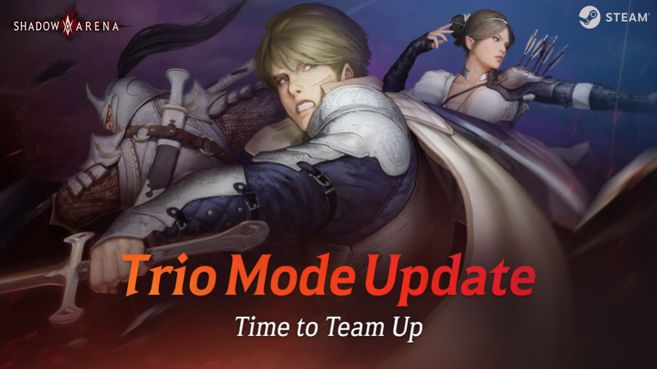 Shadow Arena Trio Mode