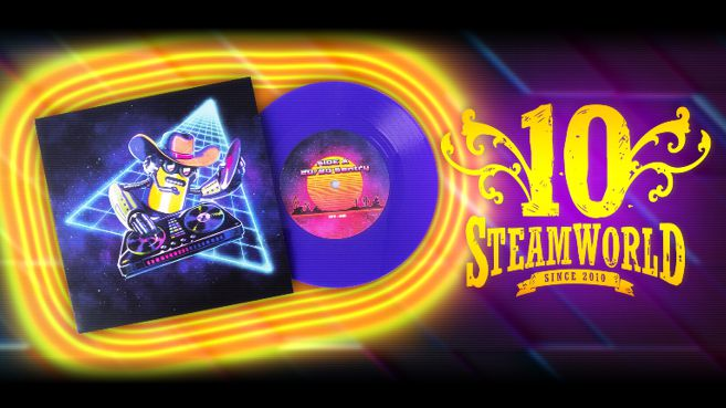 SteamWorld 10º Aniversario