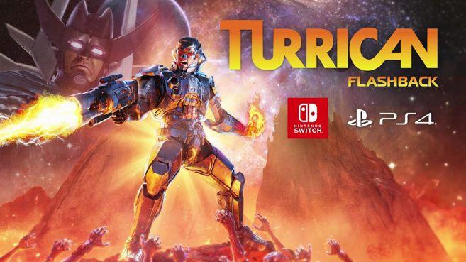 Turrican Flashback trae de vuelta la saga con cuatro de sus mejores títulos   Noticias   GameProTV