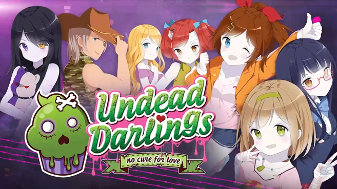 Undead Darlings - No cure for love Principal