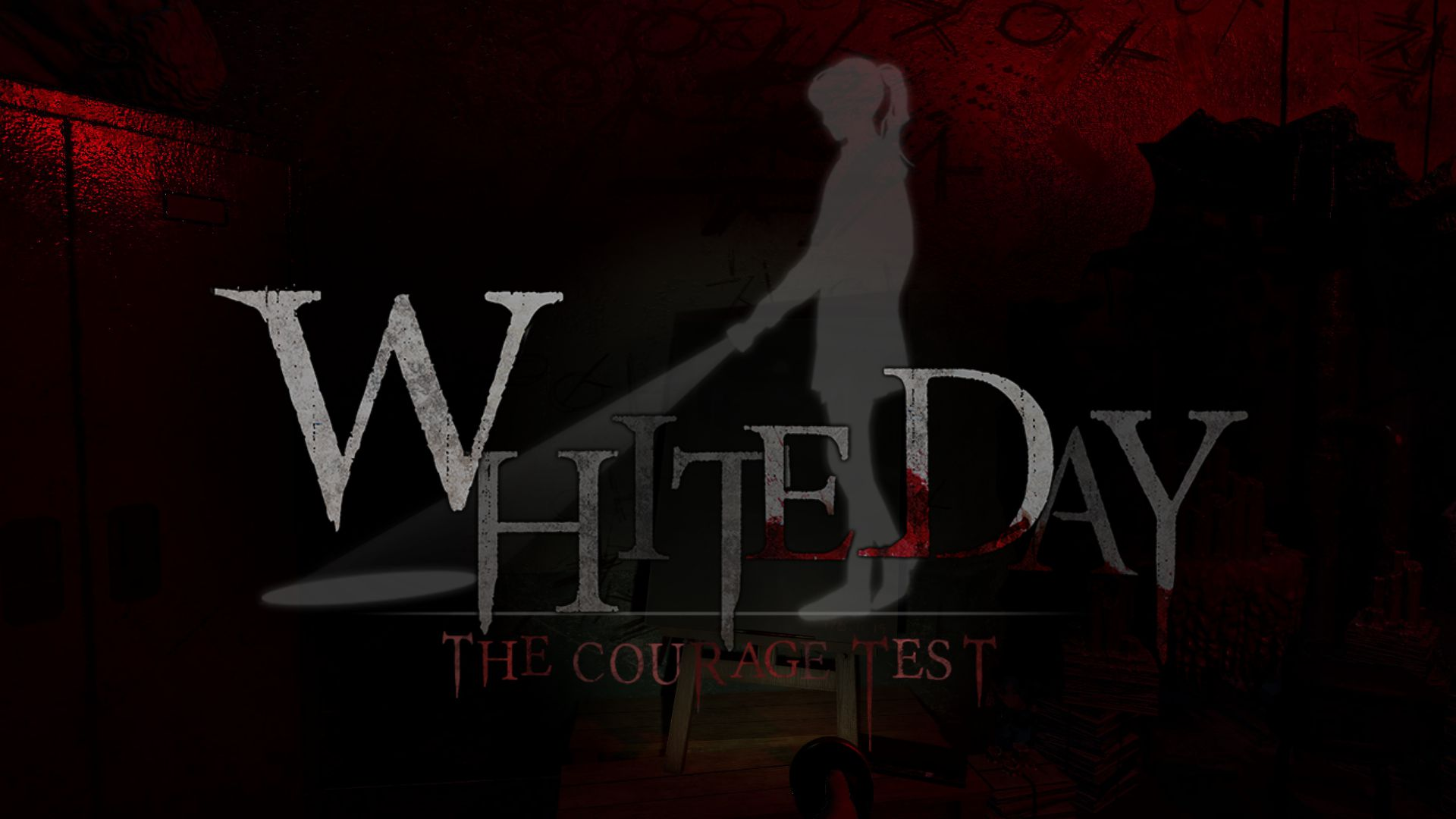 White Day VR - The Courage Test Principal