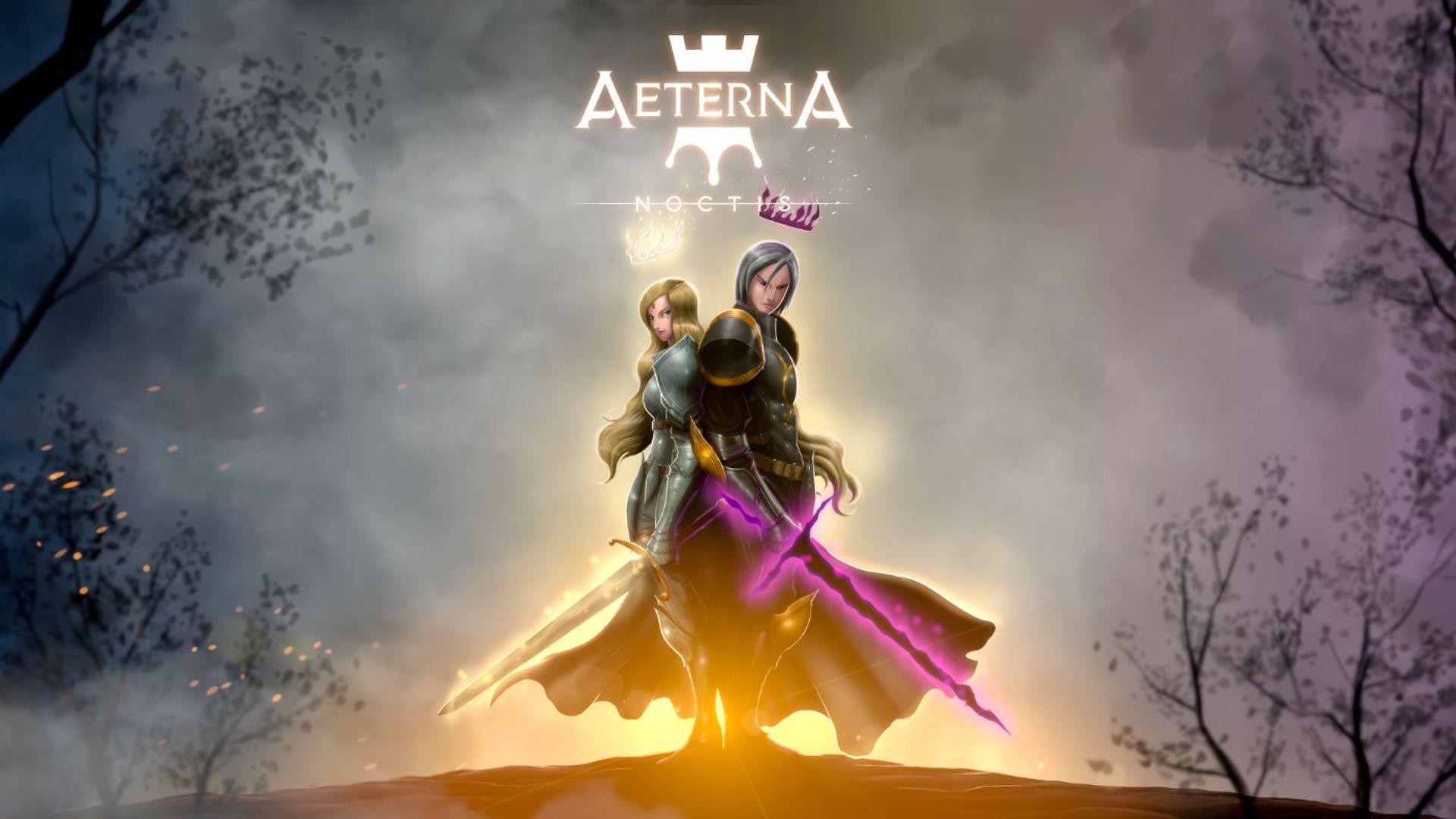 Aeterna Noctis presenta un nuevo y espectacular gameplay | PlayStation |  GameProTV