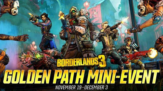 Borderlands 3 Senda de Oro