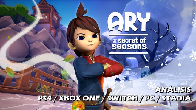 Cartel Ary and the Secret of Seasons